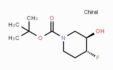 955028-82-7   trans-1-Boc-4-fluoro-3-hydroxypiperidine