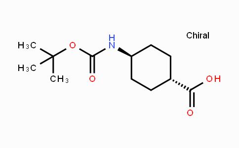 53292-89-0 | trans-4-(Boc-amino)cyclohexanecarboxylic acid
