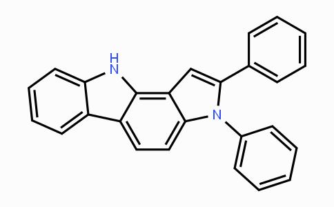 MC444718 | 1443048-86-9 | Pyrrolo[3,2-a]carbazole, 3,10-dihydro-2,3-diphenyl-