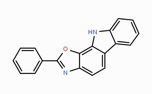 1650558-67-0 | 10H-Oxazolo[5,4-a]carbazole, 2-phenyl-