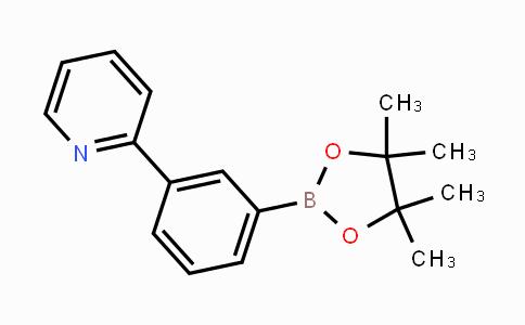 453530-49-9 | 2-[3-(4,4,5,5-Tetramethyl-[1,3,2]dioxaborolan-2-yl)-phenyl]-pyridine