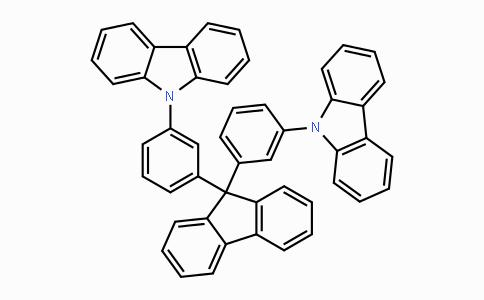 1431945-64-0 | 9H-Carbazole, 9,9'-(9H-fluoren-9-ylidenedi-3,1-phenylene)bis-