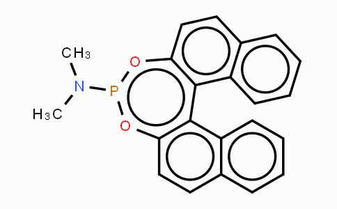 185449-80-3 | (S)-(+)-(3,5-Dioxa-4-phosphacyclohepta[2,1-a;3,4-a']dinaphthalen-4-yl)dimethylamine, S-MonoPhos