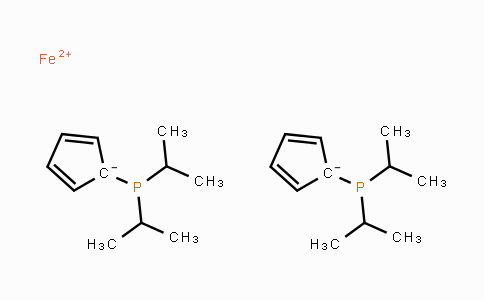 97239-80-0 | 1,1'-Bis(di-i-propylphosphino)ferrocene