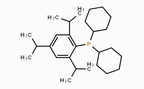 303111-96-8 | ((2,4,6-Tri-isopropyl)phenyl)di-cyclohexylphosphine