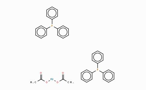 14588-08-0 | Bis(triphenylphosphinepalladium) acetate