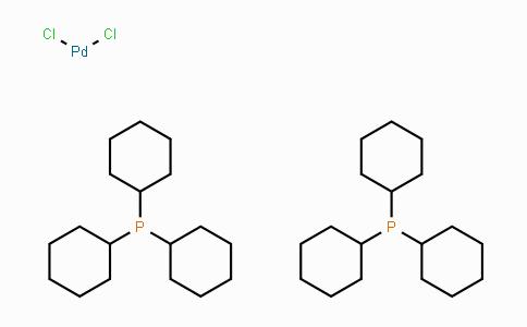 29934-17-6 | Dichlorobis(tricyclohexylphosphine)palladium(II)