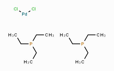 MC444910 | 28425-04-9 | Dichlorobis(triethylphosphine)palladium(II)