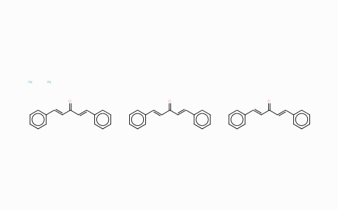 60748-47-2   Tris(dibenzylideneacetone)dipalladium