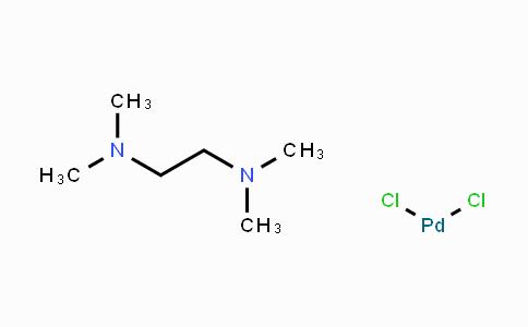 MC444920 | 14267-08-4 | Dichloro(N,N,N',N'-tetramethylethylenediamine)palladium(II)