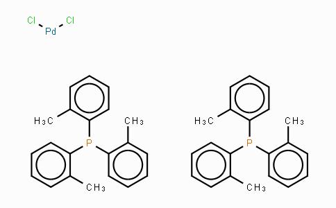 40691-33-6 | trans-Dichlorobis(tri-o-tolylphosphine)palladium(II)