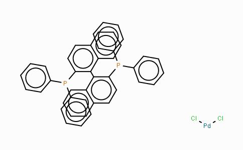 127593-28-6 | Dichloro[(S)-(−)-2,2'-bis(diphenylphosphino)-1,1'-binaphthyl]palladium(II)