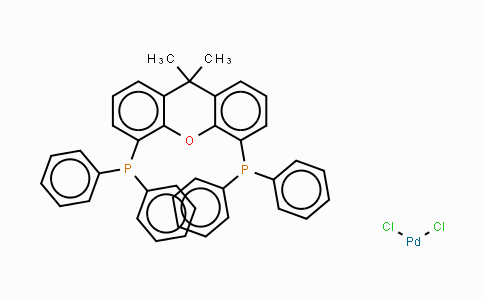 205319-10-4 | Dichloro[9,9-dimethyl-4,5-bis(diphenylphosphino)xanthene]palladium(II)