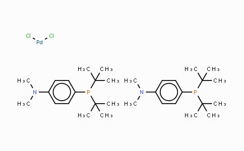 887919-35-9 | Bis(di-tert-butyl(4-dimethylaminophenyl)phosphine)dichloropalladium(II)