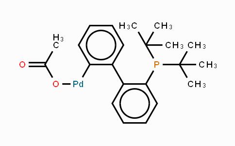 577971-19-8 | 2-(2'-Di-tert-butylphosphine)biphenylpalladium(II) acetate