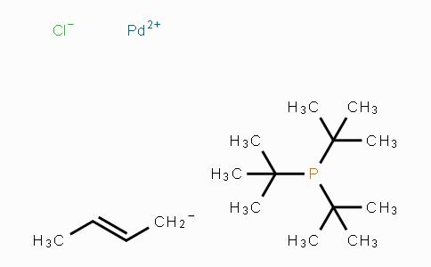 1334497-00-5 | Chloro(crotyl)(tri-tert-butylphosphine)palladium(II)
