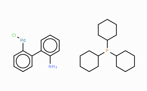 1353658-81-7 | Chloro[(tricyclohexylphosphine)-2-(2'-aminobiphenyl)]palladium(II)