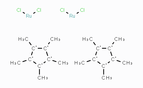 96503-27-4 | Dichloro(pentamethylcyclopentadienyl)ruthenium(III) polymer