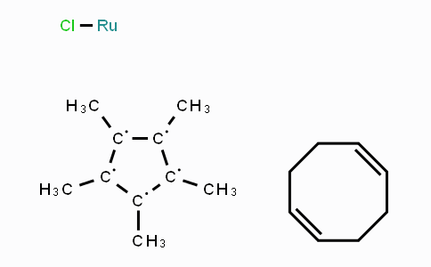 92390-26-6 | Chloro(pentamethylcyclopentadienyl)(cyclooctadiene)ruthenium(II)