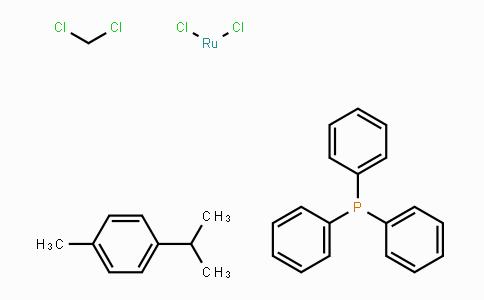 52490-94-5 | Dichloro(p-cymene)(triphenylphosphane)ruthenium(II)