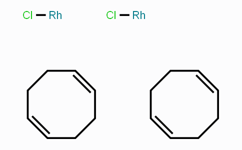 MC444992 | 12092-47-6 | Chloro(1,5-cyclooctadiene)rhodium(I) dimer