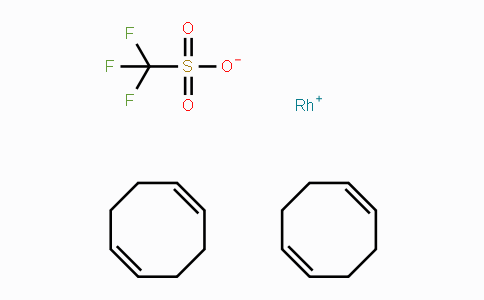 99326-34-8 | Bis(1,5-cyclooctadiene)rhodium(I) trifluoro methanesulfonate