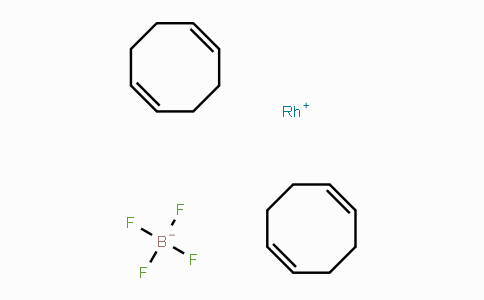 35138-22-8 | Bis(1,5-cyclooctadiene)rhodium(I) tetrafluoroborate