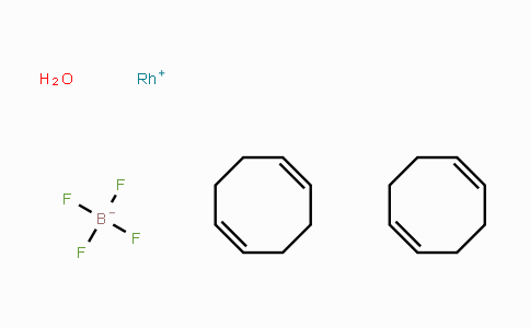 207124-65-0 | Bis(1,5-cyclooctadiene)rhodium(I) tetrafluoroborate hydrate