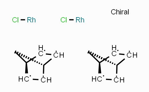 12257-42-0 | Bicyclo[2.2.1]hepta-2,5-diene-rhodium(I) chloride dimer