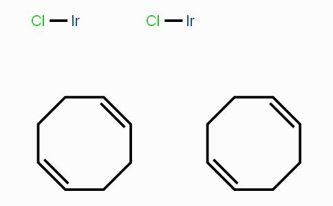 12112-67-3 | Bis(1,5-cyclooctadiene)diiridium(I) dichloride