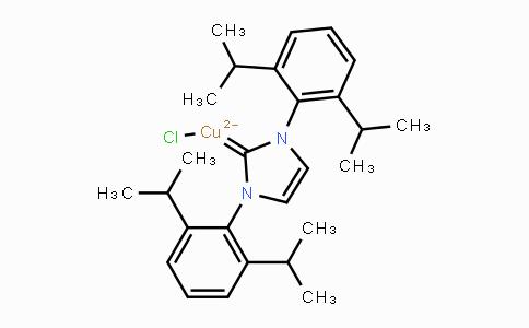 578743-87-0 | Chloro[1,3-bis(2,6-diisopropylphenyl)imidazol-2-ylidene]copper(I)
