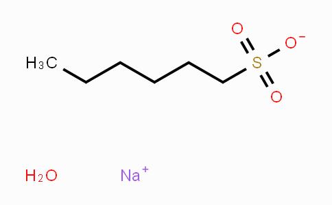207300-91-2 | 1-Hexanesulfonic acid sodium salt monohydrate