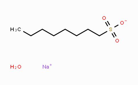 207596-29-0   1-Octanesulfonic acid sodium salt monohydrate
