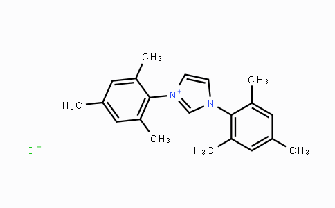 141556-45-8 | 1,3-Bis(2,4,6-trimethylphenyl)imidazolium chloride