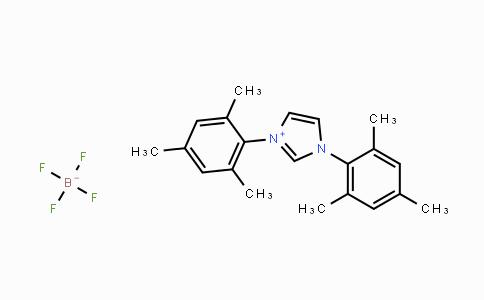 286014-53-7 | 1,3-Bis(2,4,6-trimethylphenyl)imidazolium tetrafluoroborate