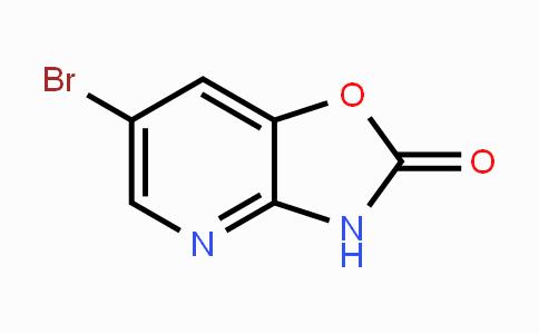 21594-52-5 | 6-BROMO-3H-OXAZOLO[4,5-B]PYRIDIN-2-ONE