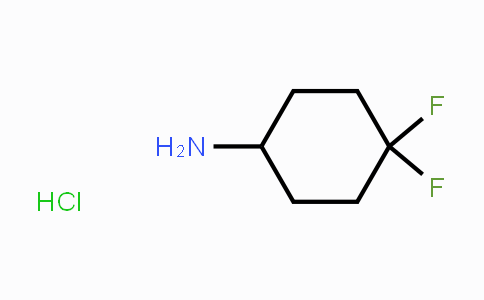 675112-70-6 | 4,4-DIFLUOROCYCLOHEXYLAMINE HYDROCHLORIDE