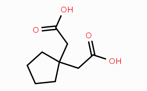 16713-66-9 | 1,1-Cyclopentanediacetic acid