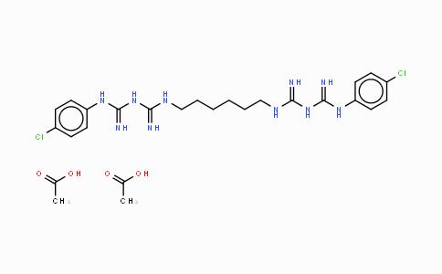 56-95-1 | Chlorhexidine acetate