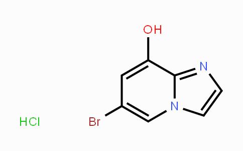 1379358-48-1 | 6-Bromoimidazo[1,2-a]pyridin-8-ol hydrochloride