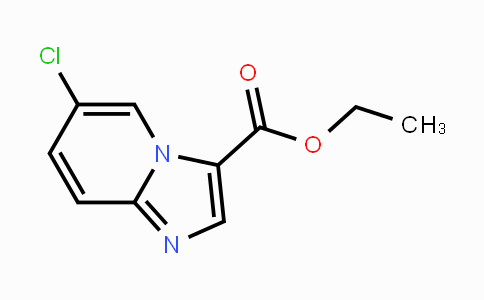 1260797-60-1 | IMidazo[1,2-a]pyridine-3-carboxylic acid, 6-chloro-, ethyl ester