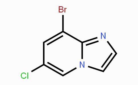957187-27-8 | 8-bromo-6-chloroimidazo[1,2-a]pyridine