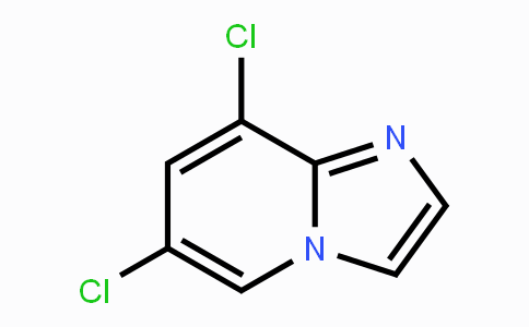 858516-69-5 | 6,8-dichloroimidazo[1,2-a]pyridine