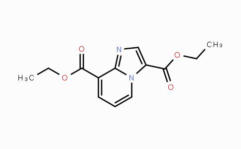 1038391-15-9 | diethyl imidazo[1,2-a]pyridine-3,8-dicarboxylate