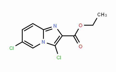 478040-91-4 | ethyl 3,6-dichloroimidazo[1,2-a]pyridine-2-carboxylate
