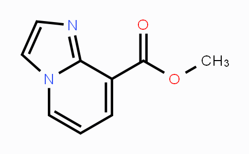 133427-07-3 | Methyl imidazo[1,2-a]pyridine-8-carboxylate