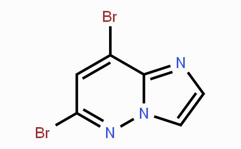 1206487-36-6 | 6,8-Dibromoimidazo[1,2-b]pyridazine