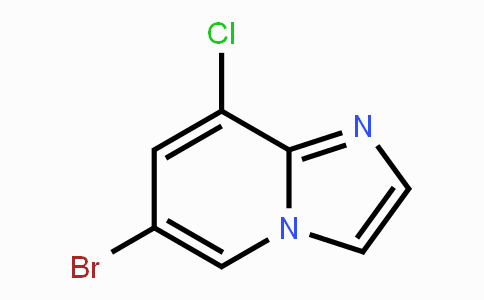 474708-88-8 | 6-bromo-8-chloroimidazo[1,2-a]pyridine