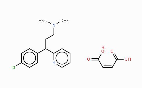 113-92-8 | Chlorpheniramine maleate