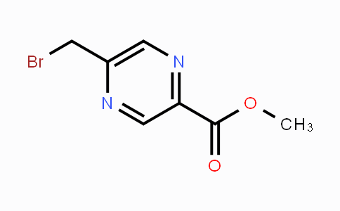193966-70-0 | Methyl 5-(bromomethyl)pyrazine-2-carboxylate